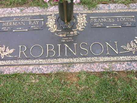 ROBINSON, HERMAN RAY - Bowie County, Texas | HERMAN RAY ROBINSON - Texas Gravestone Photos
