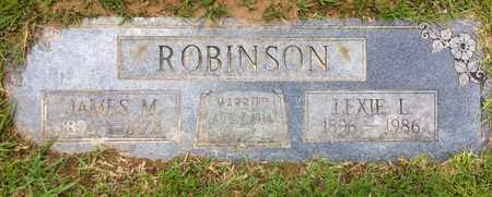 ROBINSON, LEXIE L - Bowie County, Texas   LEXIE L ROBINSON - Texas Gravestone Photos