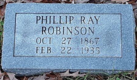 ROBINSON, PHILLIP RAY  - Bowie County, Texas | PHILLIP RAY  ROBINSON - Texas Gravestone Photos