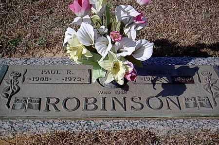 ROBINSON, ODELL D - Bowie County, Texas | ODELL D ROBINSON - Texas Gravestone Photos