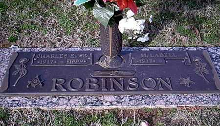 ROSS ROBINSON, M LADELL - Bowie County, Texas | M LADELL ROSS ROBINSON - Texas Gravestone Photos
