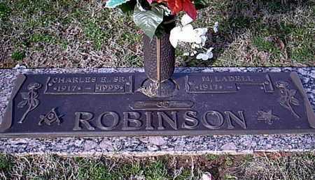 ROBINSON, M LADELL - Bowie County, Texas | M LADELL ROBINSON - Texas Gravestone Photos