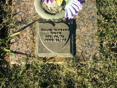 SIMON, JASON RICHARD - Bowie County, Texas   JASON RICHARD SIMON - Texas Gravestone Photos