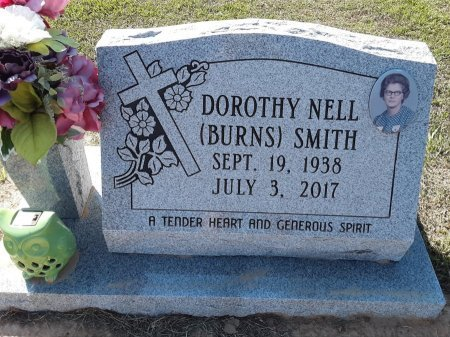 SMITH, DOROTHY NELL - Bowie County, Texas | DOROTHY NELL SMITH - Texas Gravestone Photos