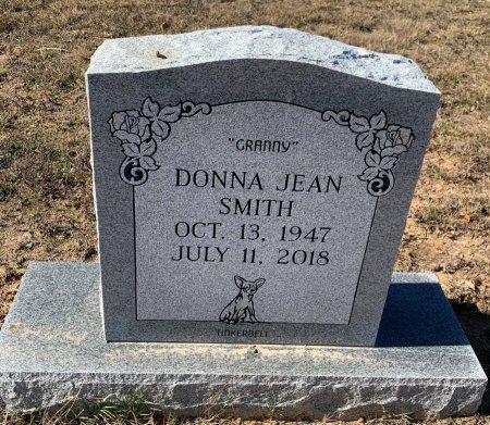 SMITH, DONNA JEAN - Bowie County, Texas | DONNA JEAN SMITH - Texas Gravestone Photos