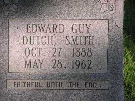 SMITH, EDWARD GUY - Bowie County, Texas | EDWARD GUY SMITH - Texas Gravestone Photos