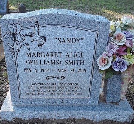 SMITH, MARGARET ALICE - Bowie County, Texas | MARGARET ALICE SMITH - Texas Gravestone Photos