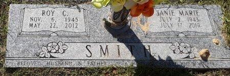 SMITH, JANIE MARIE - Bowie County, Texas | JANIE MARIE SMITH - Texas Gravestone Photos