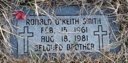 SMITH, RONALD O'KEITH - Bowie County, Texas   RONALD O'KEITH SMITH - Texas Gravestone Photos