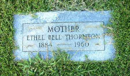 THORNTON, ETHEL BELL - Bowie County, Texas | ETHEL BELL THORNTON - Texas Gravestone Photos