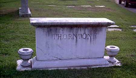 THORNTON, FAMILY MARKER - Bowie County, Texas | FAMILY MARKER THORNTON - Texas Gravestone Photos