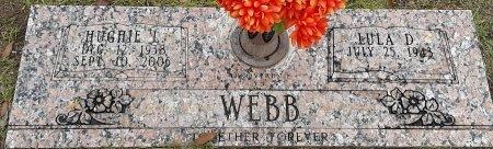 WEBB, HUGHIE L - Bowie County, Texas | HUGHIE L WEBB - Texas Gravestone Photos