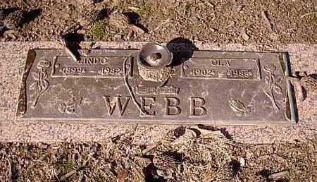 WEBB, OLA - Bowie County, Texas | OLA WEBB - Texas Gravestone Photos