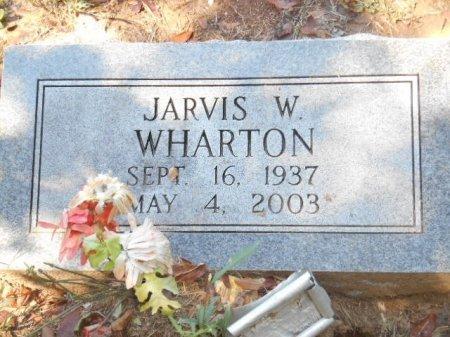 WHARTON, JARVIS W - Bowie County, Texas | JARVIS W WHARTON - Texas Gravestone Photos