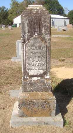 WHITE, B. J. - Bowie County, Texas | B. J. WHITE - Texas Gravestone Photos
