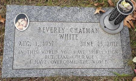 WHITE, BEVERLY  - Bowie County, Texas | BEVERLY  WHITE - Texas Gravestone Photos