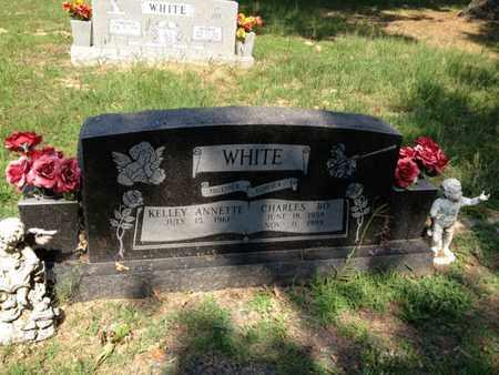 """WHITE, CHARLES """"BO"""" - Bowie County, Texas   CHARLES """"BO"""" WHITE - Texas Gravestone Photos"""