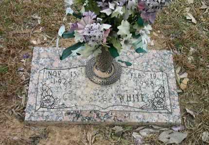 WHITE, CURTIS G - Bowie County, Texas | CURTIS G WHITE - Texas Gravestone Photos
