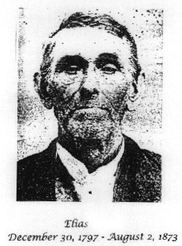 WHITE, ELIAS (PHOTO) - Bowie County, Texas | ELIAS (PHOTO) WHITE - Texas Gravestone Photos