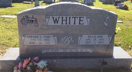 WHITE, BILLIE BOB - Bowie County, Texas | BILLIE BOB WHITE - Texas Gravestone Photos