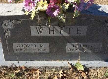 WHITE, GROVER M. - Bowie County, Texas   GROVER M. WHITE - Texas Gravestone Photos