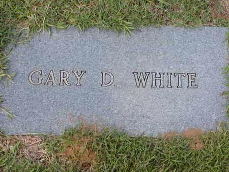 WHITE, GARY D - Bowie County, Texas   GARY D WHITE - Texas Gravestone Photos
