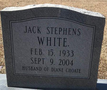 WHITE, JACK STEPHEN - Bowie County, Texas | JACK STEPHEN WHITE - Texas Gravestone Photos