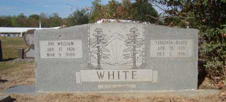 WHITE, VIRGINIA - Bowie County, Texas | VIRGINIA WHITE - Texas Gravestone Photos