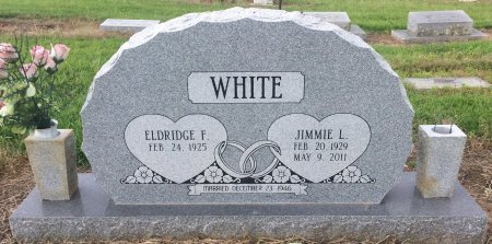 WARREN WHITE, JIMMIE L - Bowie County, Texas | JIMMIE L WARREN WHITE - Texas Gravestone Photos