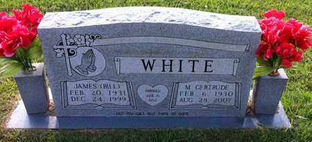 WHITE, M GERTRUDE - Bowie County, Texas | M GERTRUDE WHITE - Texas Gravestone Photos