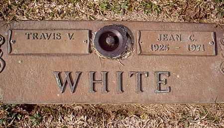 WHITE, JEAN C - Bowie County, Texas | JEAN C WHITE - Texas Gravestone Photos