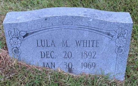 WHITE, LULA M - Bowie County, Texas   LULA M WHITE - Texas Gravestone Photos