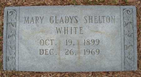 WHITE, MARY GLADYS - Bowie County, Texas | MARY GLADYS WHITE - Texas Gravestone Photos