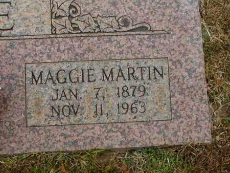 MARTIN WHITE, MAGGIE - Bowie County, Texas | MAGGIE MARTIN WHITE - Texas Gravestone Photos