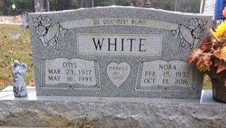HART WHITE, NORA - Bowie County, Texas | NORA HART WHITE - Texas Gravestone Photos