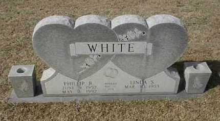 WHITE, PHILLIP R - Bowie County, Texas | PHILLIP R WHITE - Texas Gravestone Photos