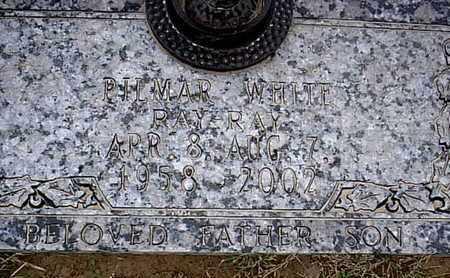 WHITE, PILMAR - Bowie County, Texas | PILMAR WHITE - Texas Gravestone Photos