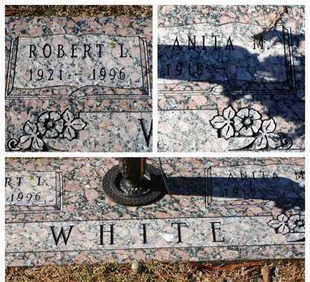 WHITE, ANITA M - Bowie County, Texas | ANITA M WHITE - Texas Gravestone Photos