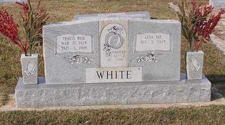 WHITE, TRAVIS - Bowie County, Texas   TRAVIS WHITE - Texas Gravestone Photos