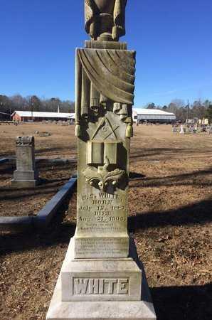 WHITE, U. S. - Bowie County, Texas | U. S. WHITE - Texas Gravestone Photos
