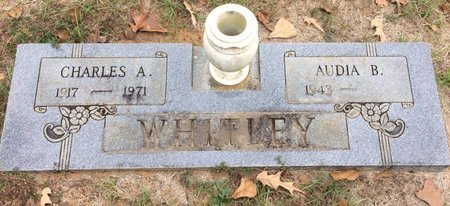 WHITLEY, CHARLES A. - Bowie County, Texas   CHARLES A. WHITLEY - Texas Gravestone Photos