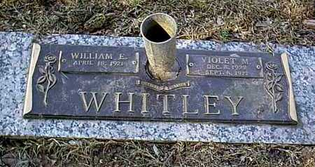 WHITLEY, VIOLET M - Bowie County, Texas | VIOLET M WHITLEY - Texas Gravestone Photos