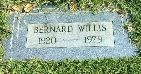 WILLIS, BERNARD - Bowie County, Texas | BERNARD WILLIS - Texas Gravestone Photos