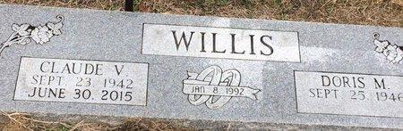 WILLIS, CLAUDE V. - Bowie County, Texas | CLAUDE V. WILLIS - Texas Gravestone Photos