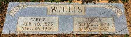 WILLIS, CARY F - Bowie County, Texas | CARY F WILLIS - Texas Gravestone Photos