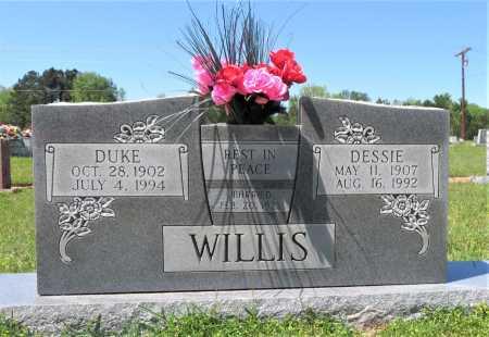WILLIS, DESSIE - Bowie County, Texas | DESSIE WILLIS - Texas Gravestone Photos