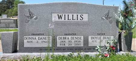 WILLIS, DEBRA DENISE - Bowie County, Texas | DEBRA DENISE WILLIS - Texas Gravestone Photos