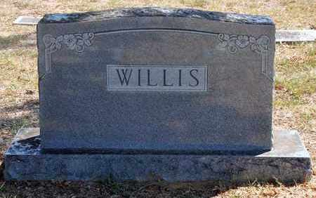 WILLIS , FAMILY MARKER - Bowie County, Texas   FAMILY MARKER WILLIS  - Texas Gravestone Photos