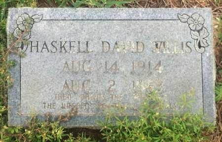 WILLIS, HASKELL DAVID - Bowie County, Texas | HASKELL DAVID WILLIS - Texas Gravestone Photos
