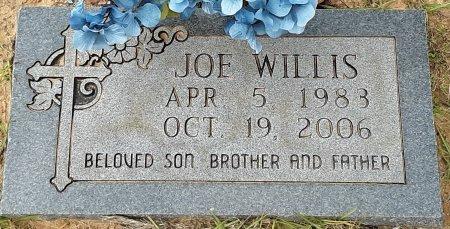 WILLIS, JOE - Bowie County, Texas | JOE WILLIS - Texas Gravestone Photos